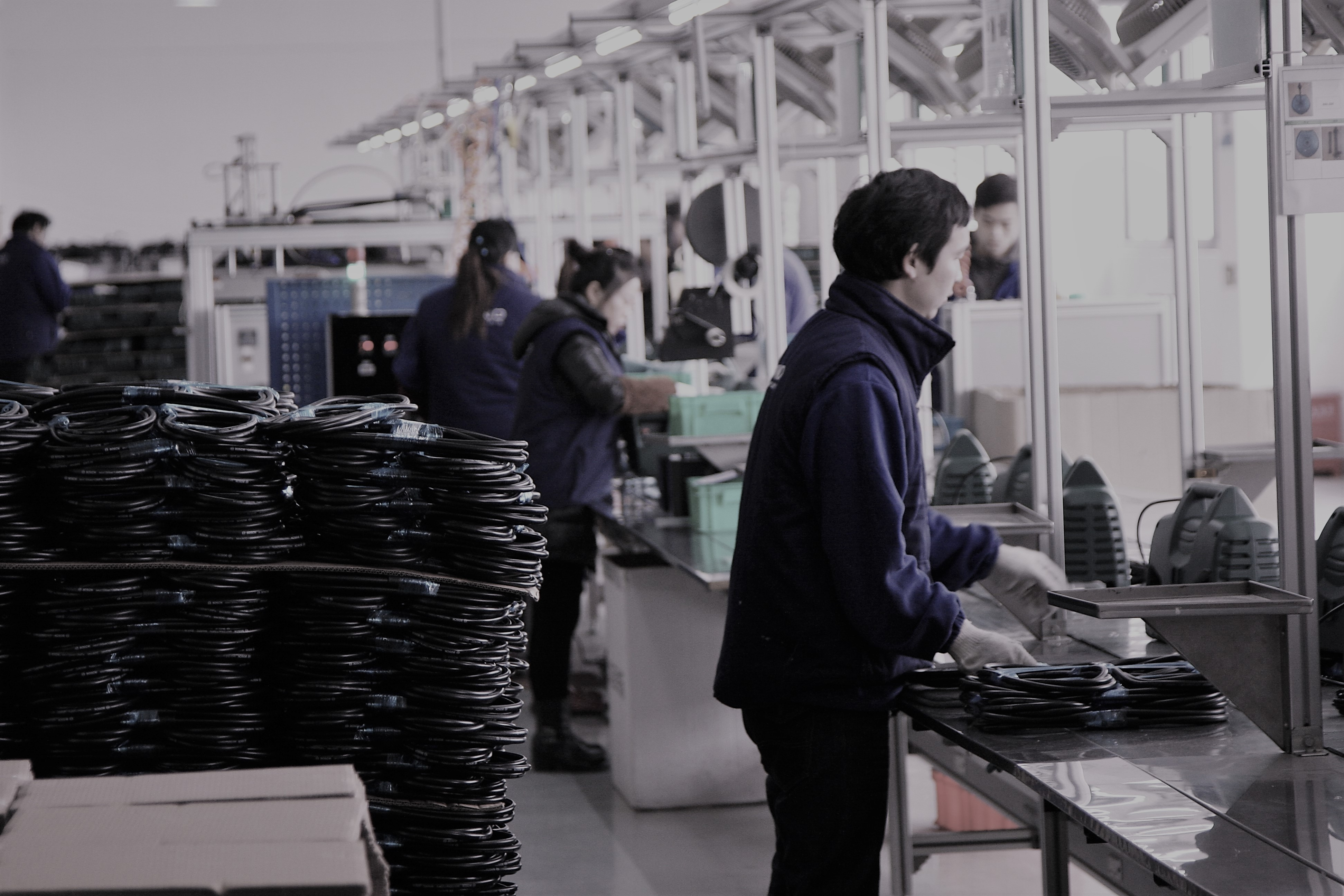 We manufacture High Pressure Washers